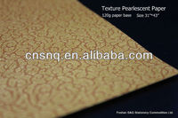 S&Q Fancy Pearlecent Paper (Metallic Paper) - Embossed