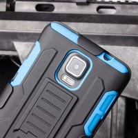 2016 latest New holster mobile phone case cover for samsung galaxy s4 s5 s6 note2 note3 note4 j7 armor case