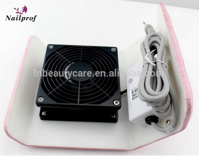 Nail Art Vacuum Cleaner Dryer Table Nail Dust Collector With 3 Fans