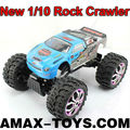 rm-08007 rock crawler toy New Rock Crawler 4WD Electric Remote Control with Shock Absorbers