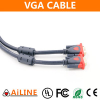AiLINE Full HD VGA Cable 1920 x 1080 VGA Resolution
