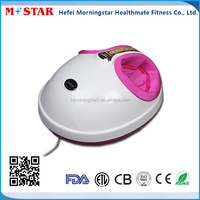 2015 Hot Selling Body Care Home Use Relax Foot Massager MS-014