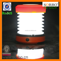 Collapsible,Battery Powered ,Rechargeable LED Camping Lantern
