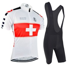 BXIO Pro Team Summer Cycling Jerseys Short Set Custom Bicycle Clothing MTB Bike Uniform Ropa De Ciclismo BX-0209W001