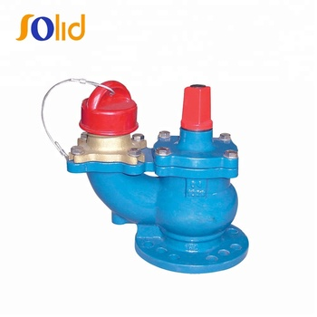 DN80 BS750 Type B PN16 Fire Hydrants