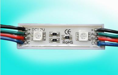 rgb led module 5050 1 2 3 4 leds per group rainbow color high quality low price