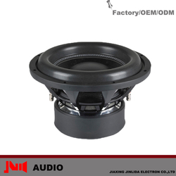 High Performance 300w 2.5inch Voice Coil 10inch wireless car subwoofer