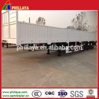 Flatbed Container Bulk Cargo Transport 2