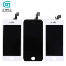 Mobile repair parts touch screen for iphone 5s screen display,for iphone 5s wholesale repair parts cell phone with touch screen