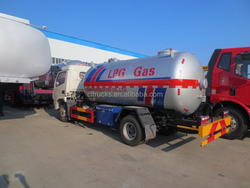 Top grade new products new coming bulk lpg tank truck