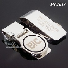 Metal Money Clips with Customized Logo