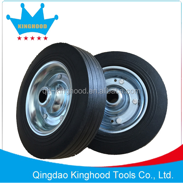 Replacement Tire Solid Rubber Wheel 8x2 inch Trade Assurance