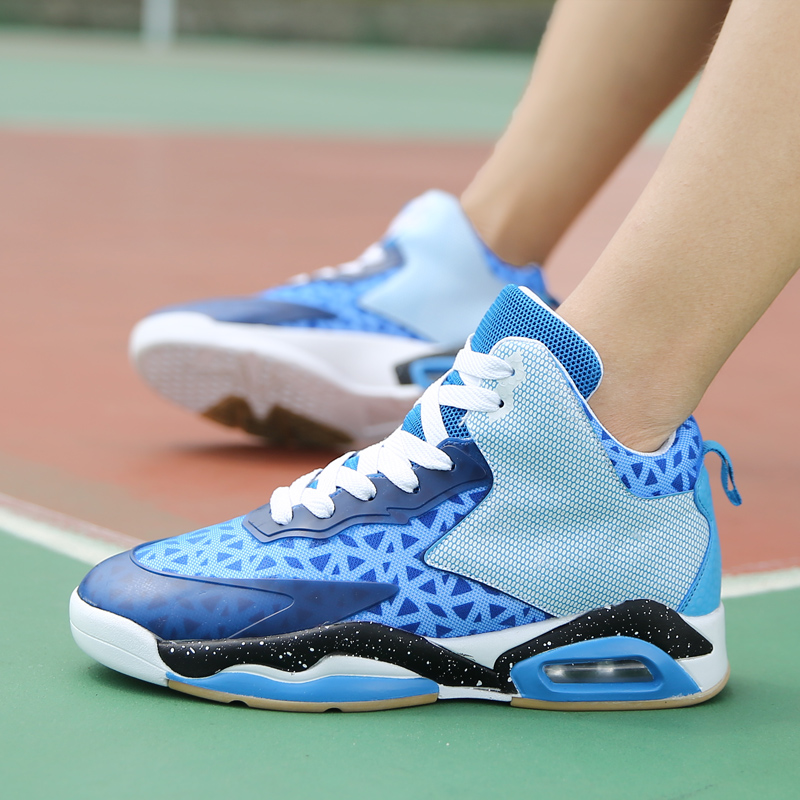 new style comfortable breathable basketball shoes