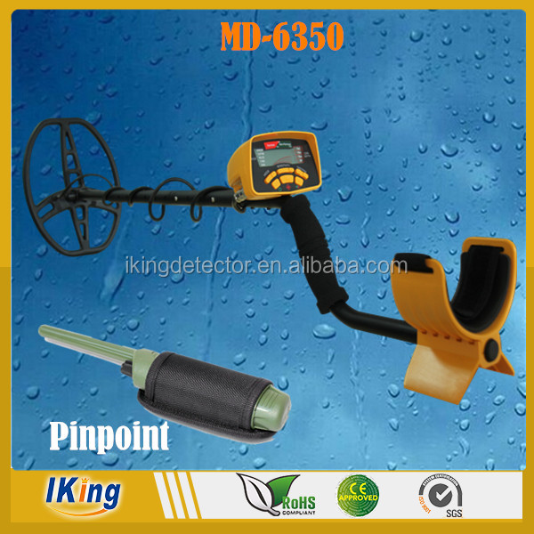 Hot selling MD-6350 underground water detector