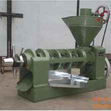 Hot selling model 6YL-120 soybean and coconut oil press/oil expeller/oil press machine