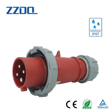 China cheap cee industrial plug and socket