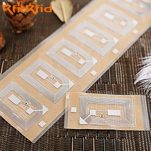 13.56MHz writable tamper proof nfc chip price nfc tag sticker
