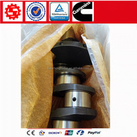 high quality China Cummins diesel engine forging steel new crankshaft 5261375 on sale