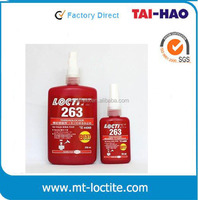 loctit 263 red threadlocker/ loctit 263 high strength threadlocking/ 263 50ml heavy duty threadlocker