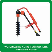 ACME new arrival and high efficient portable garden designed post hole digger
