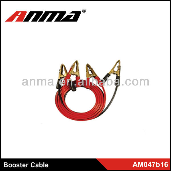 16mm2/25mm2/35mm2 booster cable/jumper cable/battery usb cable booster