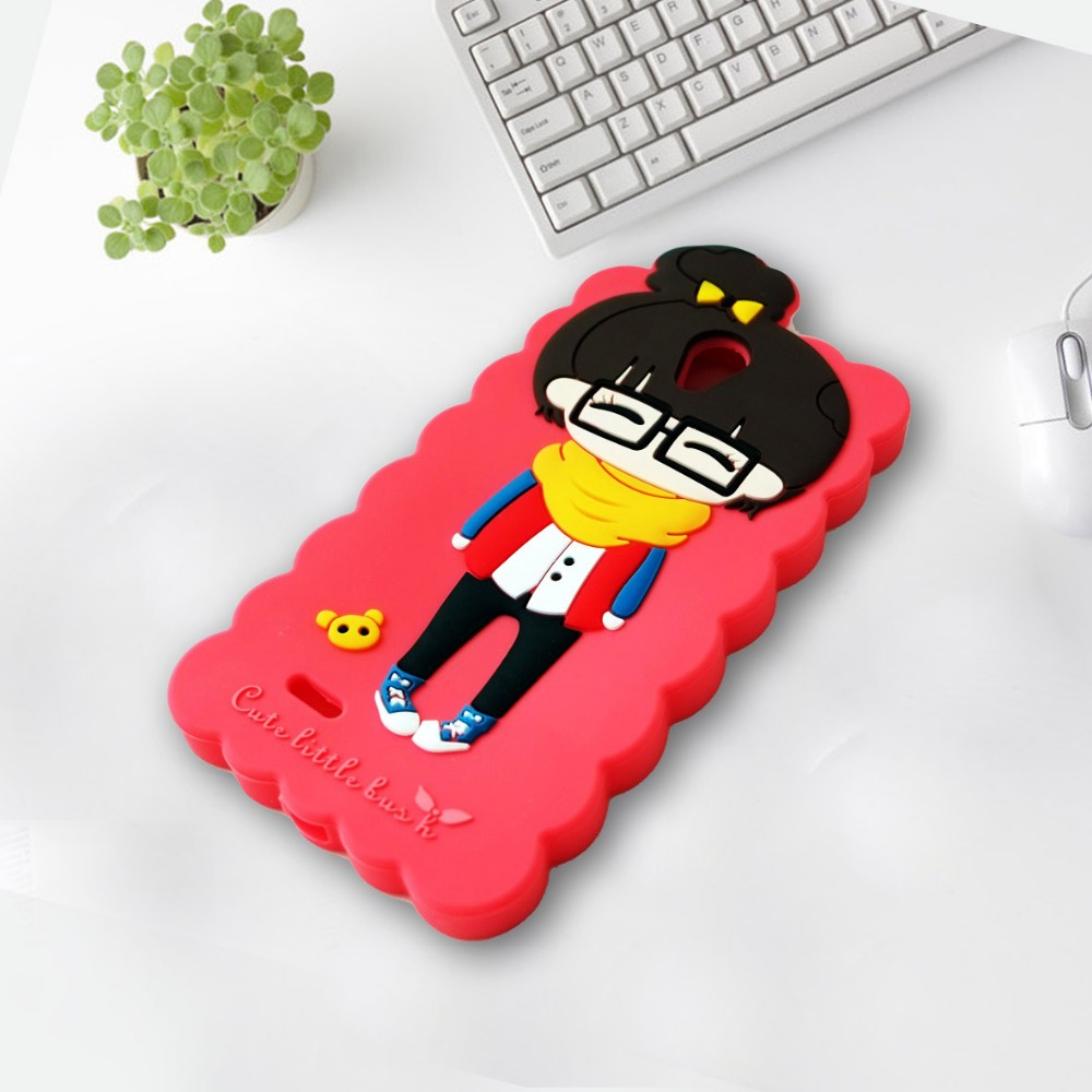 Disney audit OEM manufacturer customise girls cute mobile cover cartoon silicone phone case