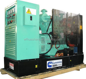 120kw protable silent types of magnetic electric generator