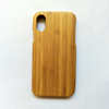 2017 New for iphone x case,real wood bamboo case for iphone x
