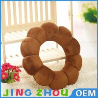 Cotton food toy plush donuts, donut plush toys for sale