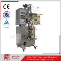 MD-60BK For Coffee Granule, Twisted Tea , Fine Powder or Larger Mesh Powder Mixed Coffee Packing Machine