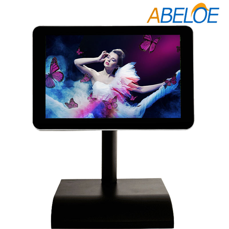 "10.1"" Android Smart WIFI stand alone advertising player touch screen"