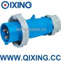 qixing High Quality IP67 2P+E 230V Australian Industrial Plugs Connectors, industrial electrical plugs with CE, ROHS
