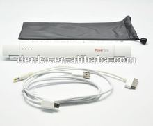 2012 innovative external portable power bank for Ipad