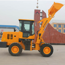 CE approved mini garden tractor loader
