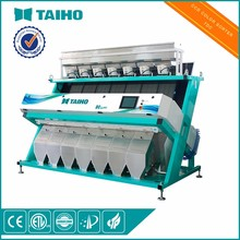 TAIHO 2017 hot sale 7 Chutes Plastic Color Sorter Recycling Machine