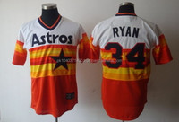 Baseball Houston Astros # 34 Ryan Cooper Large L 50 Baseball MLB top