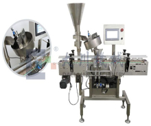 DACHUAN DCSG-1200 Automatic counting injection packaging machine