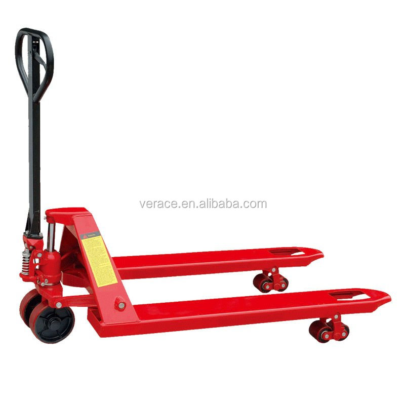 Made in china 3ton Manual Hydraulic Pallet Jack with CE