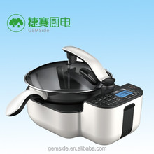 Gemside Small Kitchen Designs Stainless Steel Cookware As Seen On TV Cooker D10