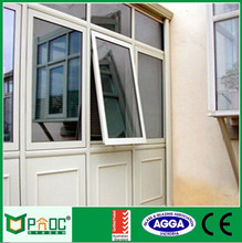 Aluminium Doors And Windows/Aluminum Awning Window With Double Glass