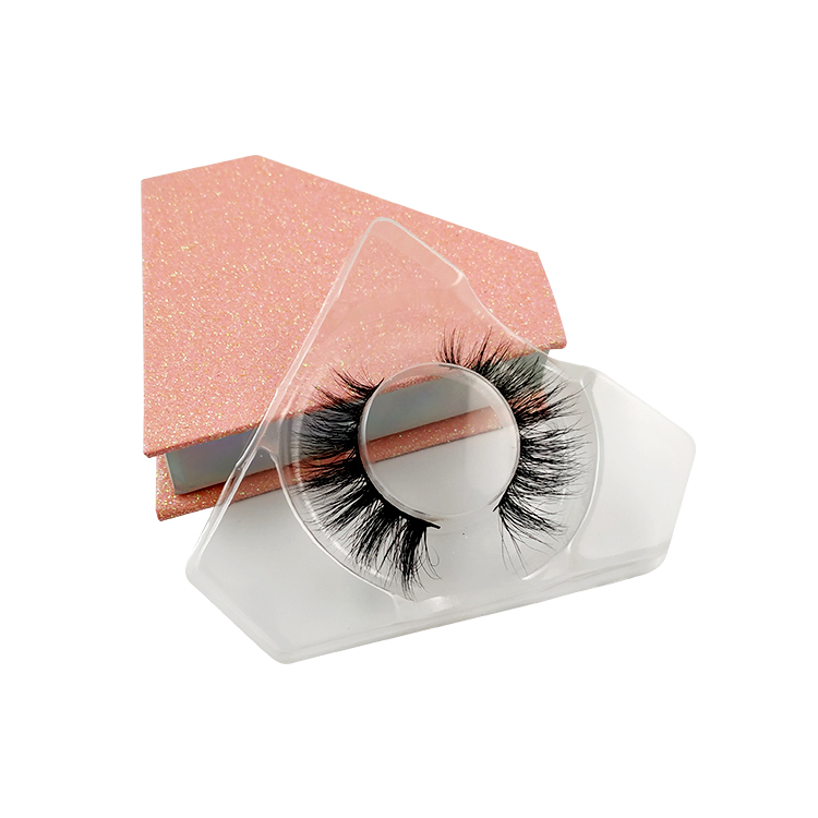 Strip lashes box  eyelashes faux mink customized 3d  eyelashes mink eyelashes 3d cruelty free mink lashes