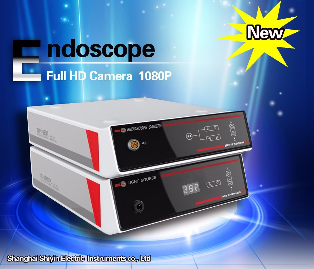 High Quality Medical Endoscope Camera System Optical Coupler