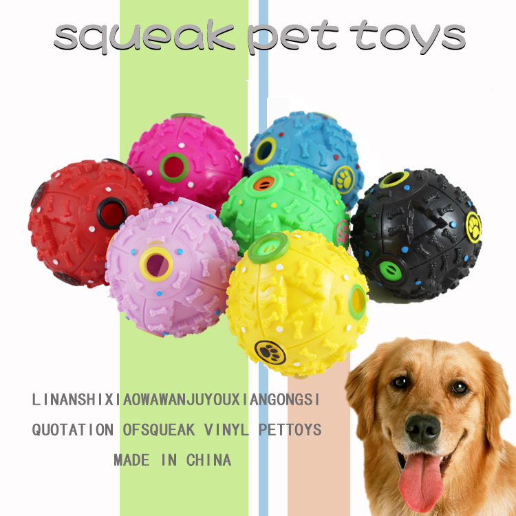 Rubber Squeaky Toys 31