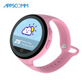 2017 APPSCOMM Smart Watch Waterproof Bluetooth Kids GPS Positionning Tracker with Phone callingr Watch Phone
