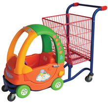 Good quality 2015 hot sale toy cars for kids to drive,kids metal shopping trolley