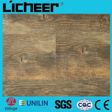 Whole sale price for WPC PVC flooring/vinyl wood plank flooring 3.2mm 4.0mm 5.5mm 6.5mm 7.0mm 8.5mm
