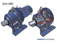 Sumitomo Helical Gearbox