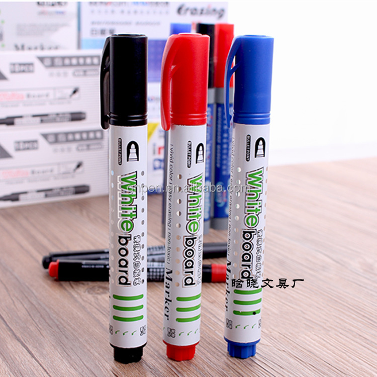 Best China water based thin dry erase whiteboard marker