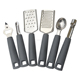 Best selling products stainless steel 6 Piece kitchen accessories Gadgets