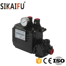 Smart Positioner for Pneumatic Control Valve or Angle Seat Valve